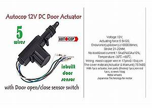 35 Door Lock Actuator Wiring Diagram