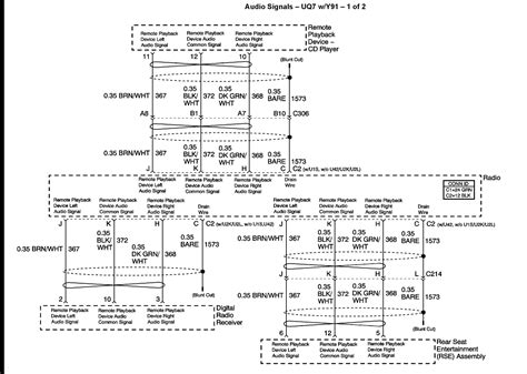 2006 Gmc Envoy Bose Stereo Wiring Diagram by What Are The Radio Wiring Colors For A 2003 Gmc Denali