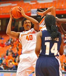 Syracuse women's basketball team routs Georgetown ...