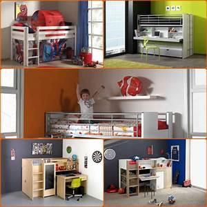 Kleine Kinderzimmer Einrichten : platzsparende kinderbetten kleine kinderzimmer bigschool ~ Lizthompson.info Haus und Dekorationen