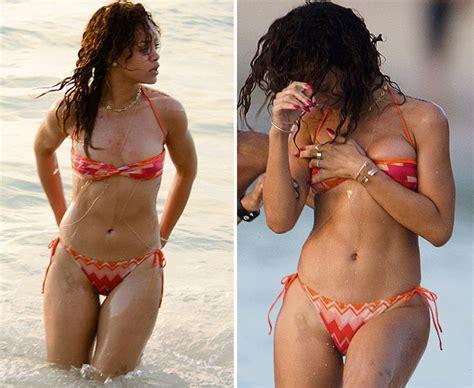 rita andrade swimsuit magazine expresi 243 n latina rihanna en bikini ricura