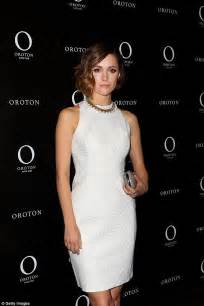 rose byrne oroton rose byrne is dumped as the face of oroton daily mail online
