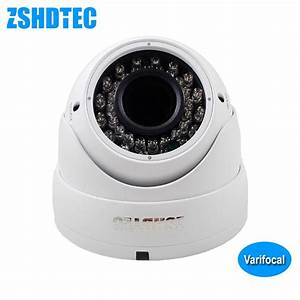 Hd Metal Dome 3mp Manual Zoom Lens Cctv Camera Ahd