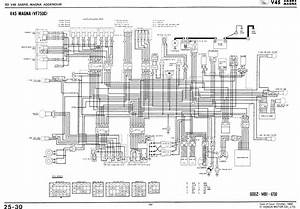 1994 Honda Shadow 1100 Wiring Diagram