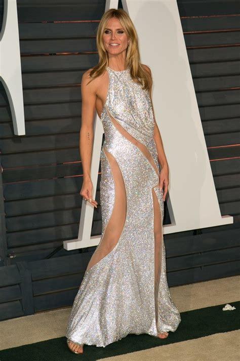 Heidi Klum Picture Vanity Fair Oscar Party