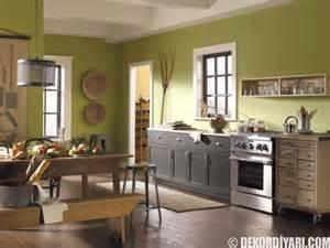 yeşil mutfak duvar rengi fikirleri tavsiyeleri ile dekorasyon 246 nerileri dekorasyon fikirleri