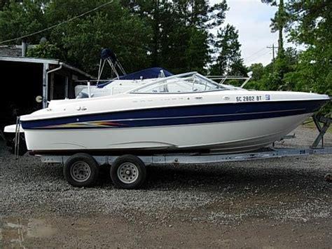 Boat Trailer Rental Charleston Sc by 2005 Bayliner 219 21 Foot 2005 Bayliner Boat In