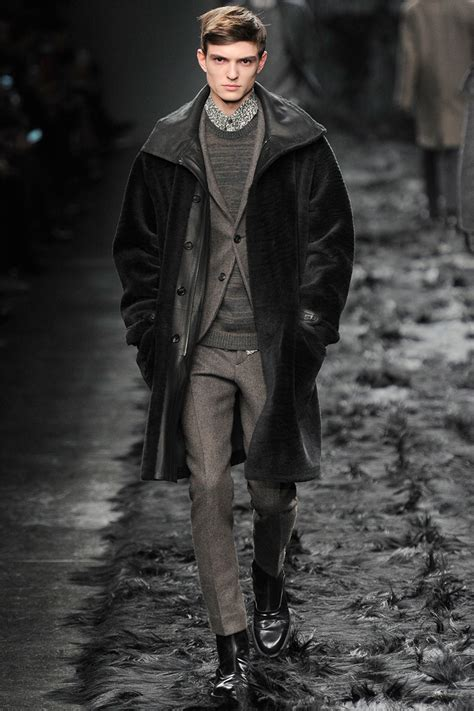 Fall-Winter Fur Coats For Men | WardrobeLooks.com