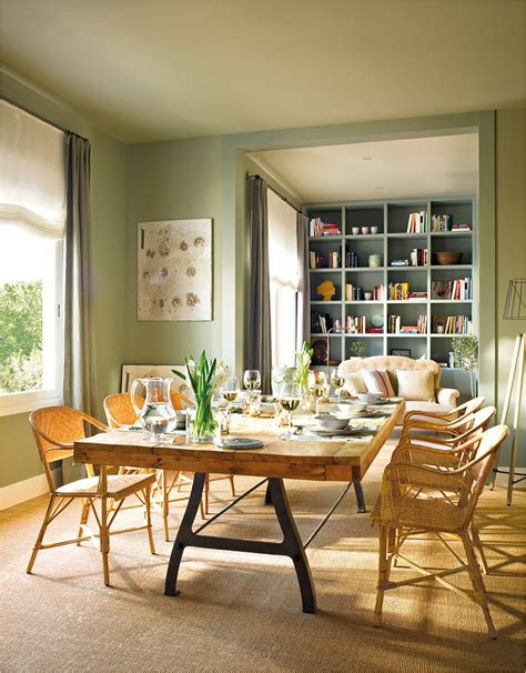imilkinfo cocinas comedor modernas verdes ideas de