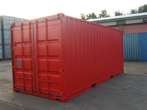12 Fuß Container by Container 20 20 Ft Container