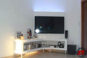 Meuble Tele En Placo by Tuto Cr 233 Ation D Un Meuble Tv En Placo