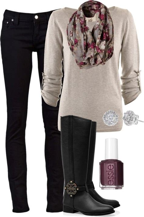 23 Cute Polyvore Outfits For Fallwinter Pretty Designs