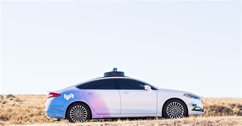 Lyft Unveils A New Self-driving Car And Acquires An Ar