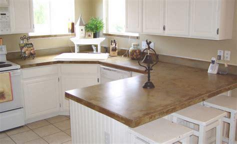 kitchen countertop design ideas concrete kitchen countertops kitchen ideas