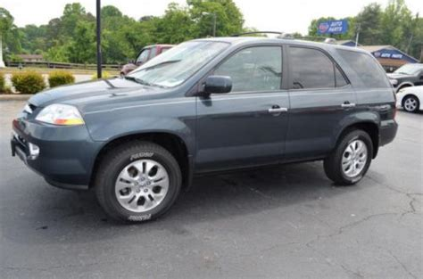 auto air conditioning service 2003 acura mdx auto manual sell used 2003 acura mdx touring in 1027 n bridge st elkin north carolina united states for