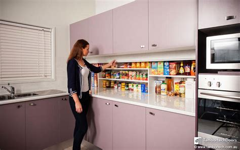 Appliance Cupboards by Beautiful Kitchen Design Ideas Gallery Tambortech