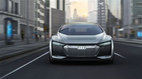 audi aicon autonomous car  wallpaper hd car wallpapers