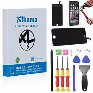 Iphone 6 Handbuch : xlhama lcd display ersatz bildschirm f r iphone 6 schwarz reparatur touchscreen bildschirm ~ Orissabook.com Haus und Dekorationen