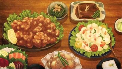 Anime Dinner Wars Mbti Gifs Eat Manga