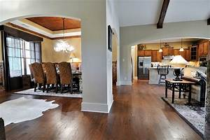 Big canoe model homes contemporary dining room for Model home furniture for sale atlanta ga
