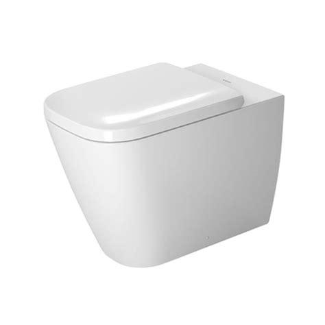 happy d 2 floor standing toilet pan by duravit just bathroomware