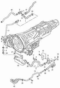 2012 Audi A7 Water Hose