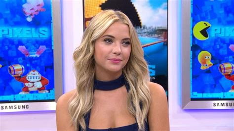 'pretty Little Liars' Ashley Benson Hits The Big Screen In
