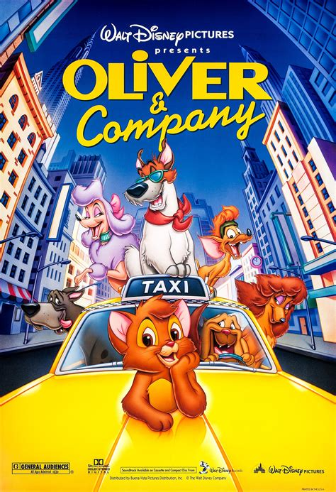 Oliver And Company Disney Wiki