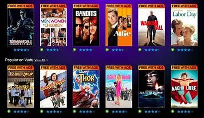 Vudu Movies Ads Length Select Deal Won