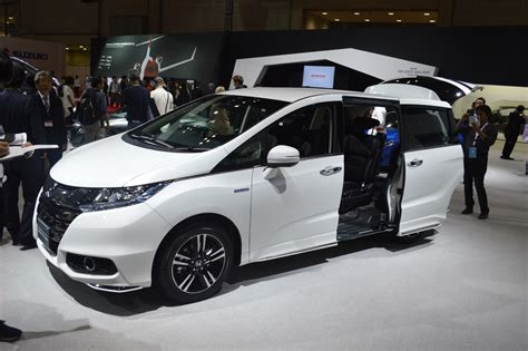 2016 Honda Odyssey Hybrid Will Spread The Charm At The End