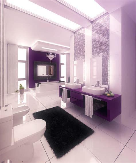 Lavender Bathroom Ideas by 15 Majestically Pleasing Purple And Lavender Bathroom