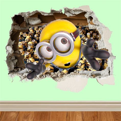 Minions Wall Smash Despicable Me Wall Sticker Kids. Winter Olympics Banners. Rainbow Lettering. Brown Signs Of Stroke. Cadillac Signs Of Stroke. Buy Stickers In Bulk. Crystal Stickers. Lund Signs. Atelectasis Signs