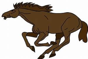 Cartoon Horse Running - Cliparts.co