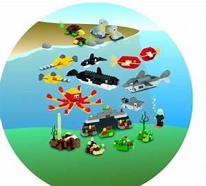 Tiere Für Kinder : lego tiere set 9334 1081 elemente f r kinder ab 4 jahren ~ Lizthompson.info Haus und Dekorationen