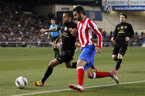 Atletico Madrid (1) v FC Barcelona (2) - La Liga - FC ...