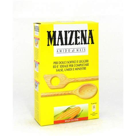 amido alimentare amido di mais maizena gr 250 spesaveloceonline