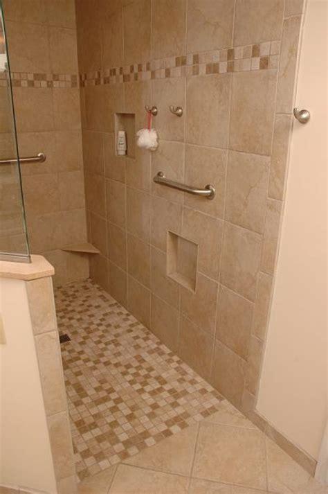 doorless walk in shower photos photos and ideas