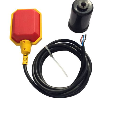 Wire Lead Float Switches For Sump Pumps Septic Tanks