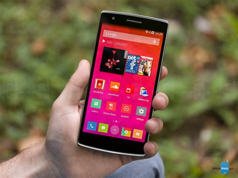 oneplus one oneplus one review phonearena