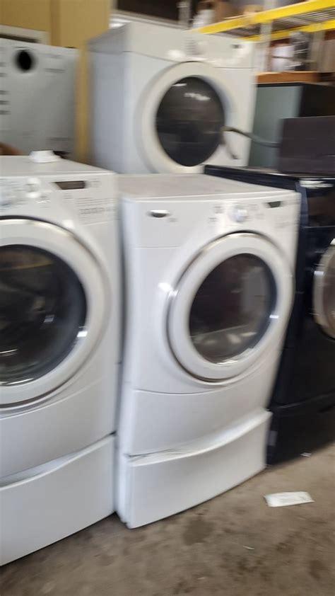 offerup whirlpool duet washer