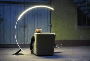 Stehlampe Gebogen : kyudo floor lamp ~ Pilothousefishingboats.com Haus und Dekorationen
