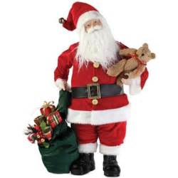 large life sized sitting santa claus outdoor christmas decor polyvore