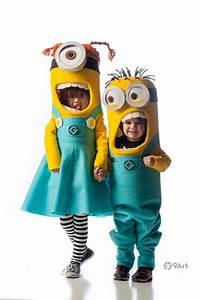 Craftaholics Anonymous® How to Make Minion Costumes Tutorial