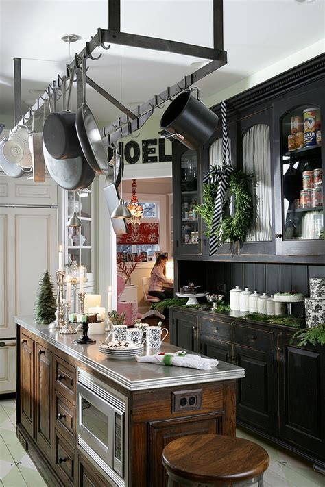 Ideas For Decorating A Kitchen In by Decorating Ideas That Add Festive Charm To Your