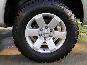 More Aggressive Tire For Factory    Oem 18 Inch Wheels