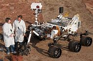 Mars Curiosity Rover Size