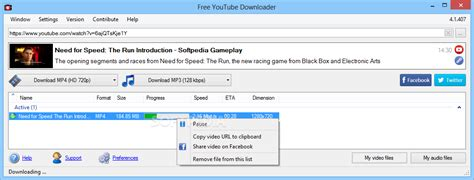 you tub downlode free downloader 4 3 966