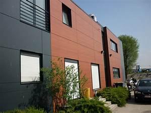 rockpanel colours ral 7016 woods acajou fassaden With feuerstelle garten mit französischer balkon ral 7016