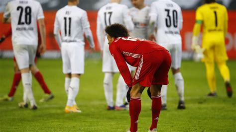 Bayern Munich squander two-goal lead to lose at ...