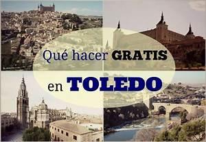 Actividades gratuitas en Toledo